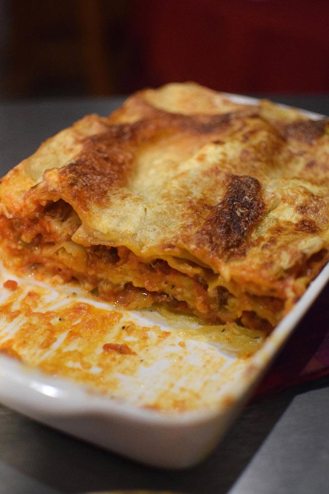 Les lasagnes à la bolognaise | LovaLinda | Blog Cuisine Recettes Plat