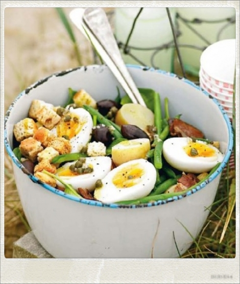 Les 29 salades de ma vie lovalinda for Cuisine les entrees