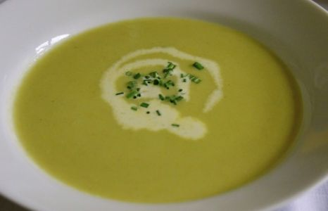 La soupe au boursin