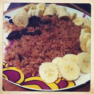 cuisine sénégalaise tchep