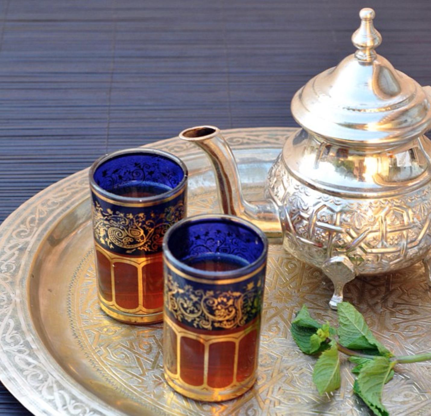Le thé marocain | LovaLinda | Blog | Cuisine Recettes Boissons