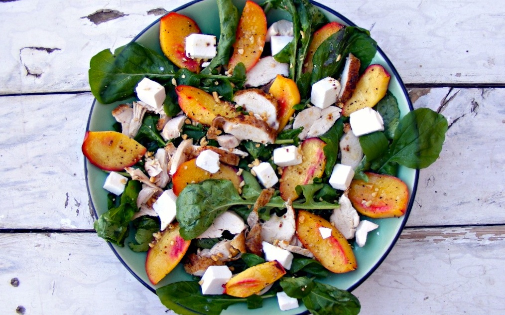 nectarine-salade F