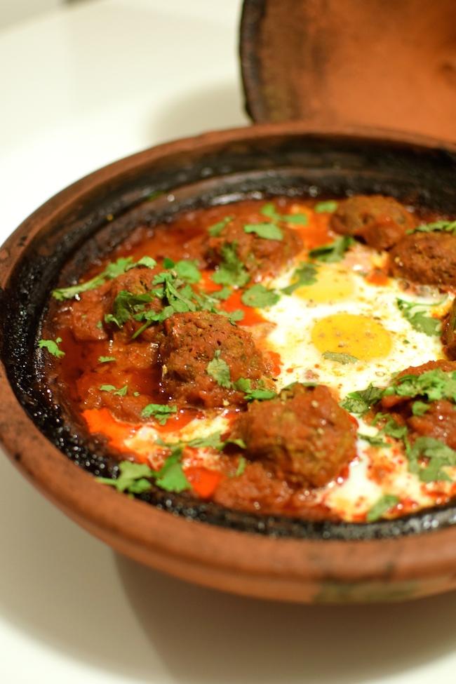 Le tajine de boulettes tomates | LovaLinda x Blog Cuisine Marseille x Recette Ramadan 2014