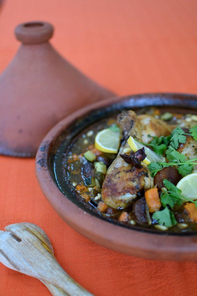 Le tajine poulet aux abricots secs | Blog | Cuisine | LovaLinda