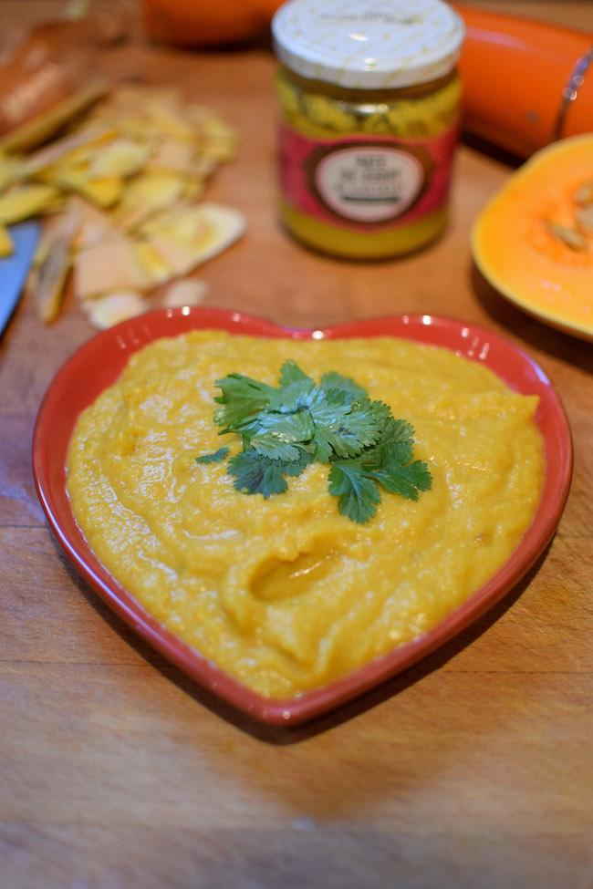 La courge Butternut au curry   LovaLinda   Blog Cuisine Recettes Apéritif Entrée Plat   Photographie