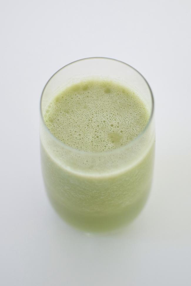 Le smoothie vert | LovaLinda | Blog Cuisine Recettes Boissons