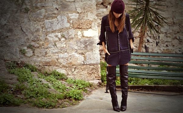 Style Heroine x Sofia Alexander Wang x Dots