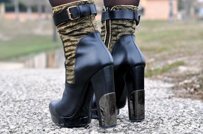 Le tutu fait tapisserie - LovaLinda x Lanvin Boots