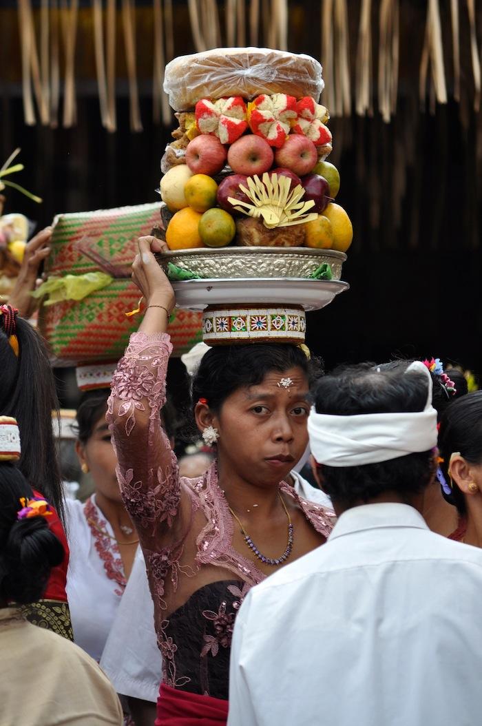 LovaLinda Bali Canang Annual Bithday Hindism