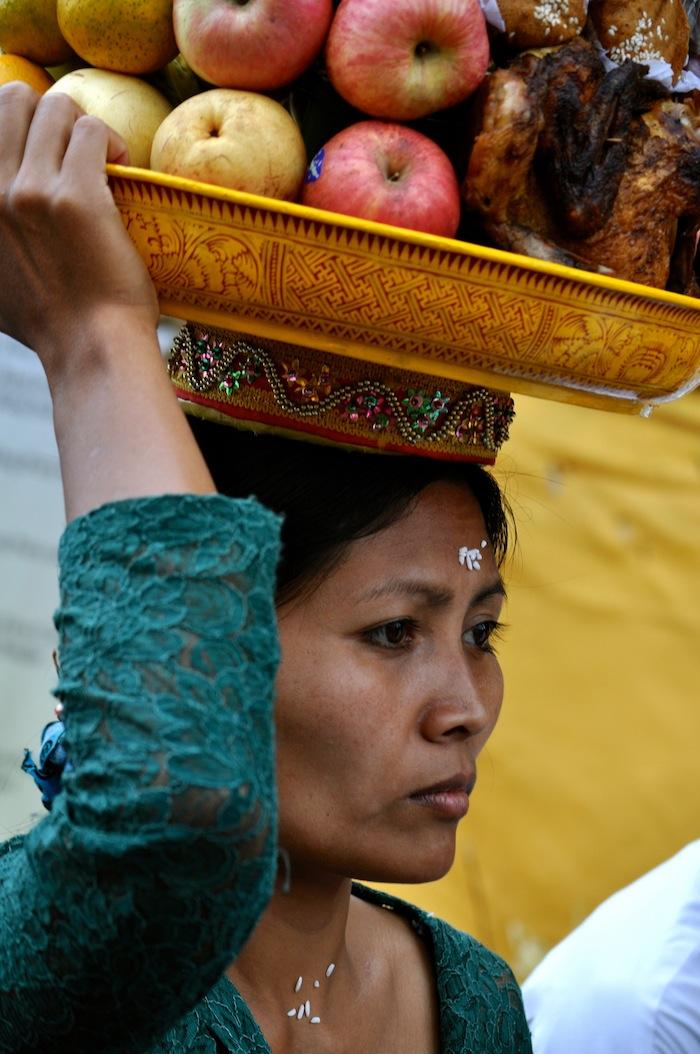 LovaLinda Bali Canang Annual Bithday Temple