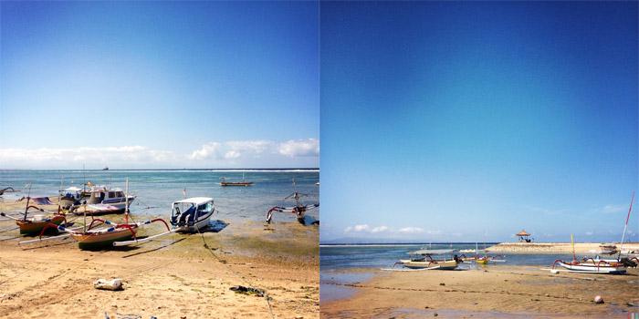 LovaLinda Bali RoyalSantrian Beach Hipstamatic