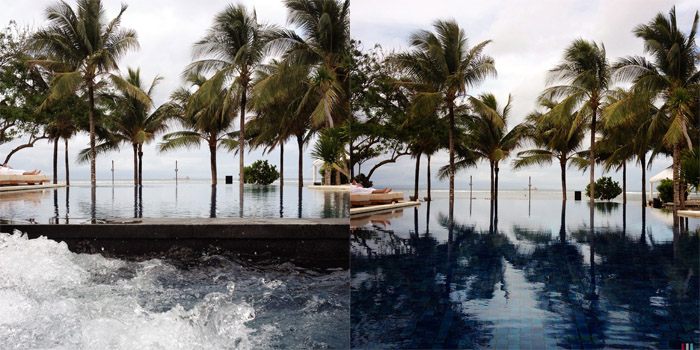 LovaLinda Bali RoyalSantrian Pool Jaccuzzi