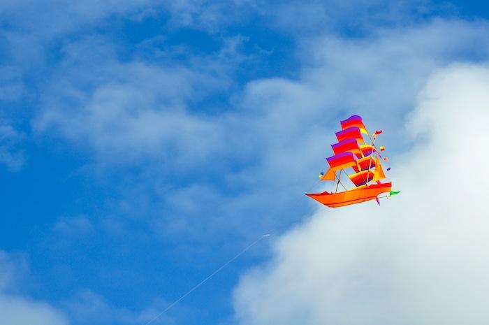 LovaLinda Bali Sky Boat