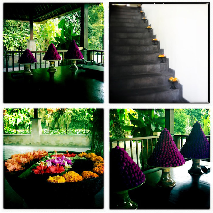 LovaLinda Bali Ubud Hanginggardens Flowers