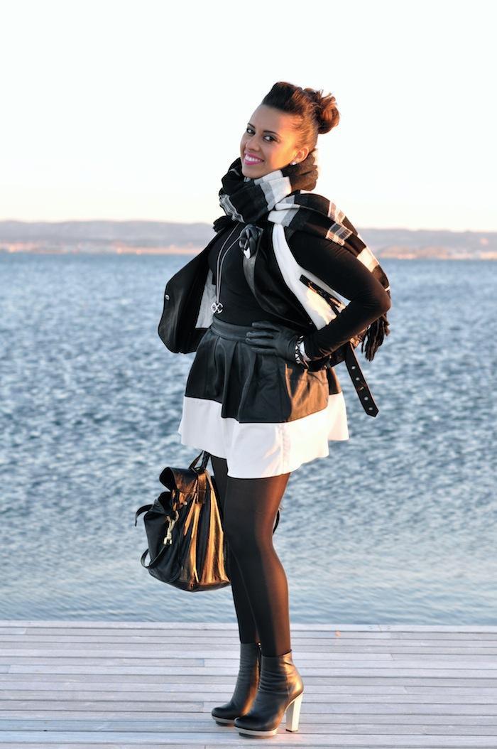LovaLinda Leather Fever - Karl x Mango x Asos x Barbara Bui x Mulberry x Chanel x Sandro x Dinh Van