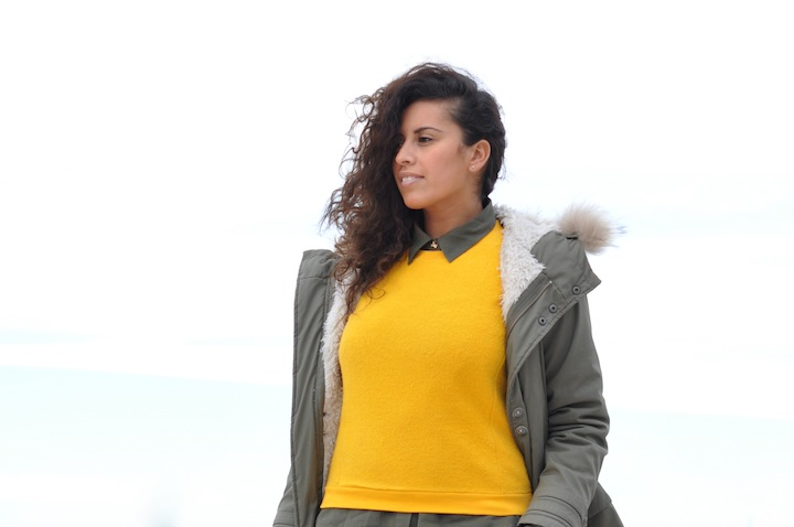 Le color-block de mi-saison ⎪LovaLinda ⎪Cos x TheKooples x Zara