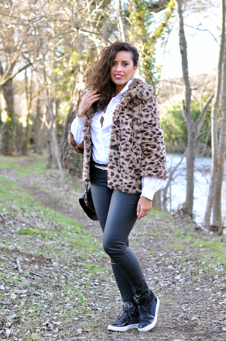 Leopard des bois - Lookbook - LovaLinda