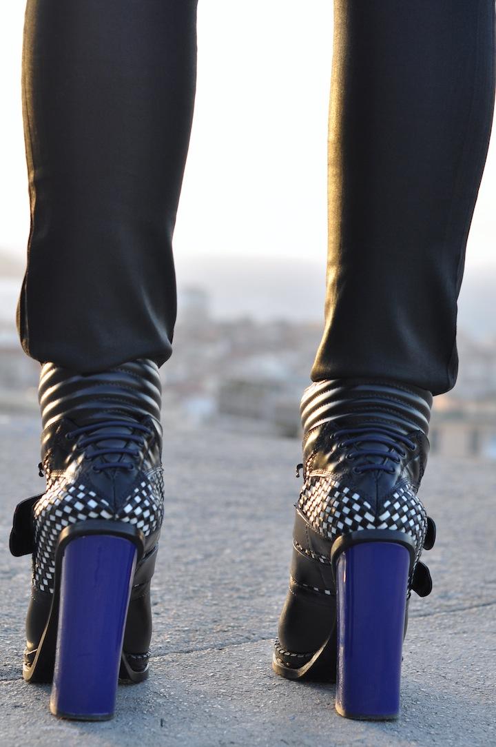 LovaLinda - L'easy rideuse - Zara Jeans x Proenza Schouler Boots