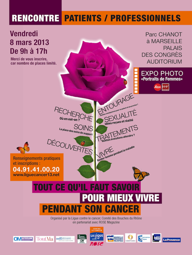 LovaLinda x Ligue Contre le Cancer Colloque Marseille