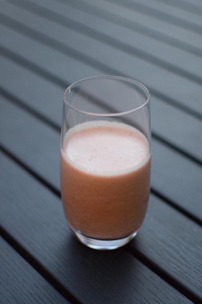 Le smoothie énergétique | LovaLinda | Blog Cuisine Recettes Boissons Detox