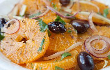 La salade marocaine