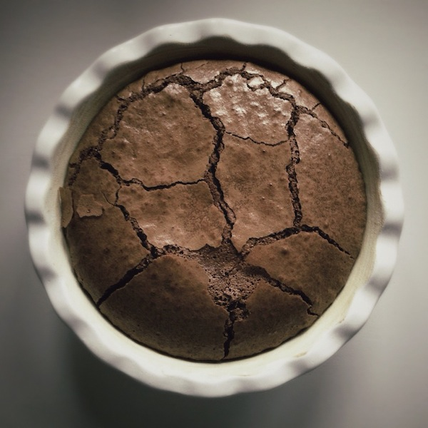 Fondant au chocolat by Julia Vale M