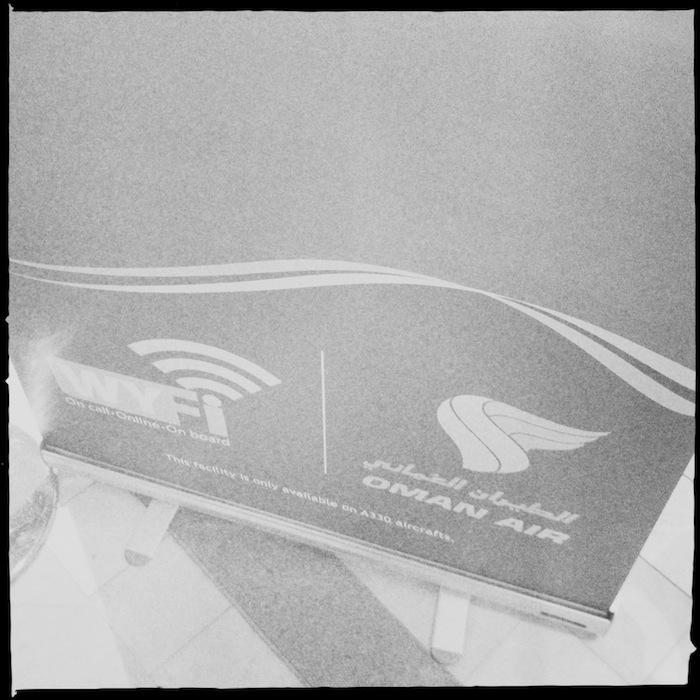 LovaLinda Zanzibar iPhone Hipstamatic OmanAir