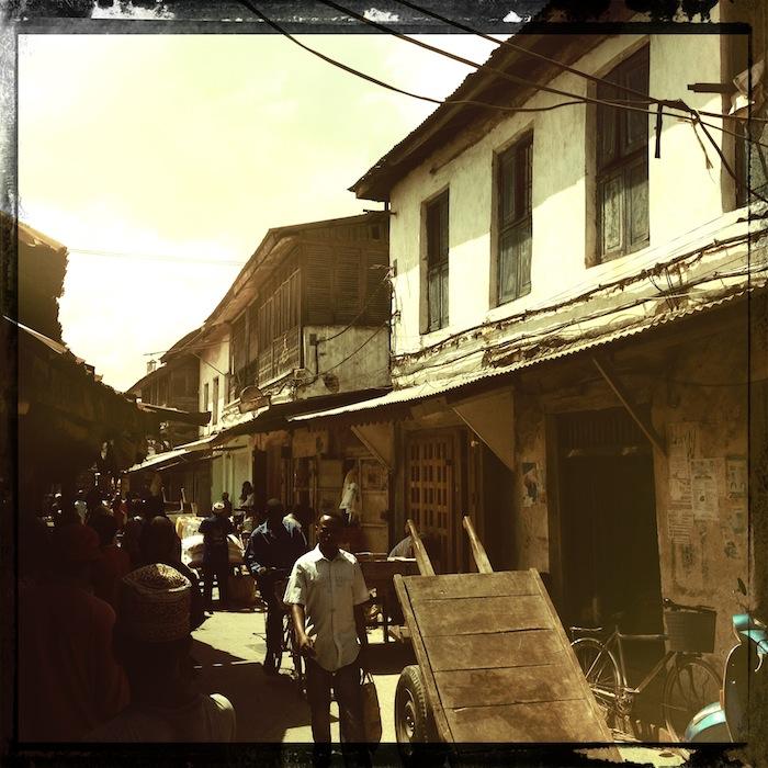 LovaLinda Zanzibar iPhone Hipstamatic Stone Town 1