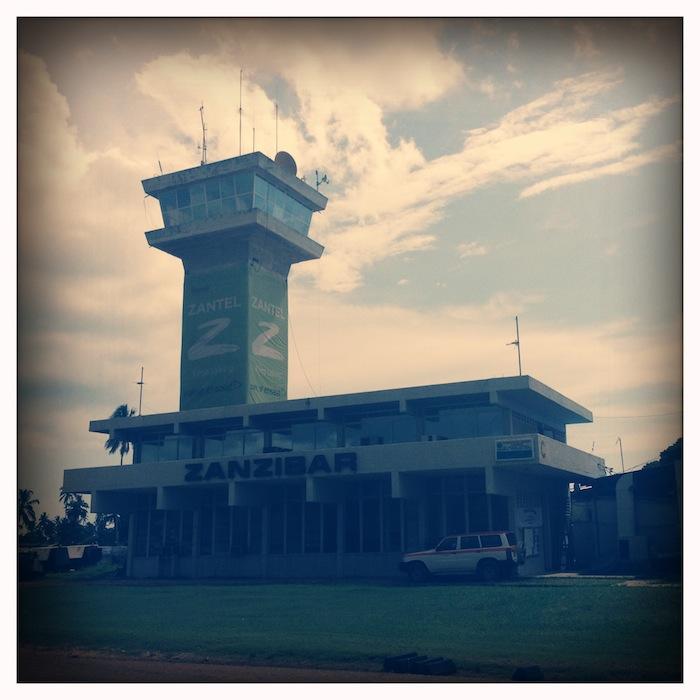 LovaLinda Zanzibar iPhone Hipstamatic Zanzibar Airport