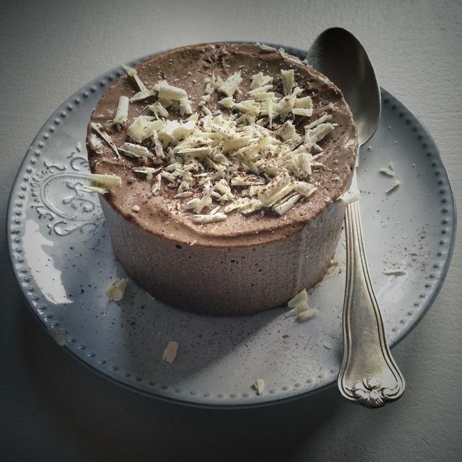 Le soufflé glacé à la cardamome by Julia Vale Marchier pour LovaLinda