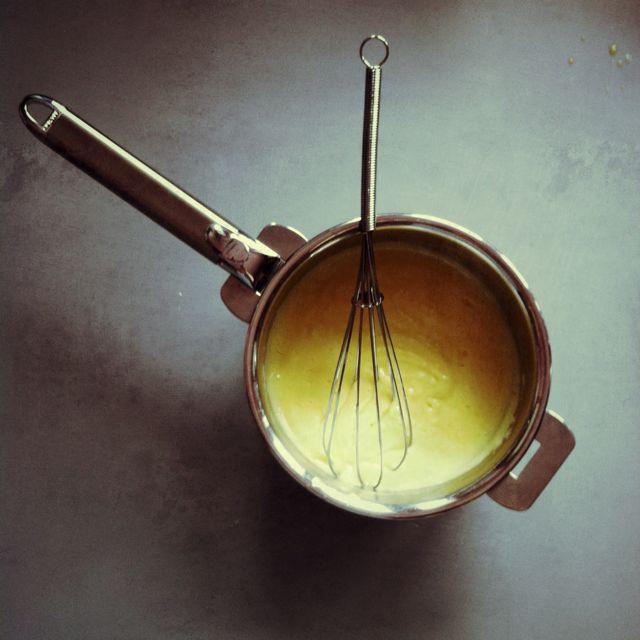 Lemon curd par Julia Vale M