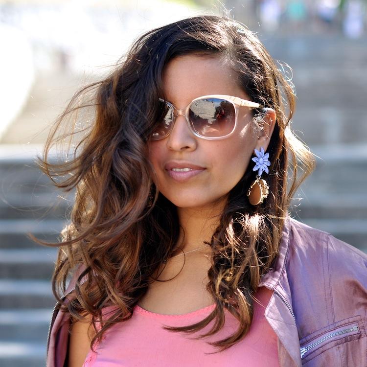 Le 200 tu aimes - LovaLinda - Asos x Zara x Sandro x Chloé Sunglasses
