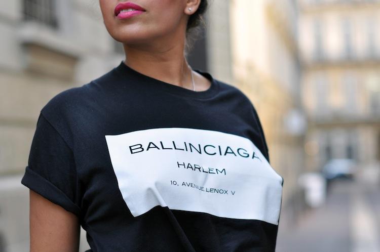 Conflit d'interet - Lovalinda x COI_NYC Ballinciaga Tee