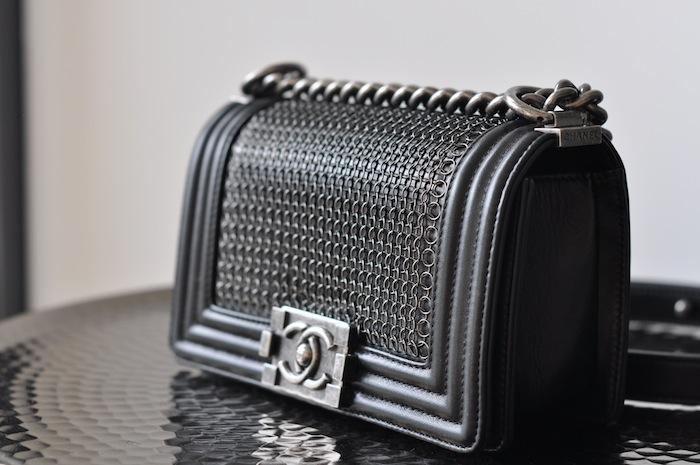 Le boy de Chanel - Métiers d'art - LovaLinda