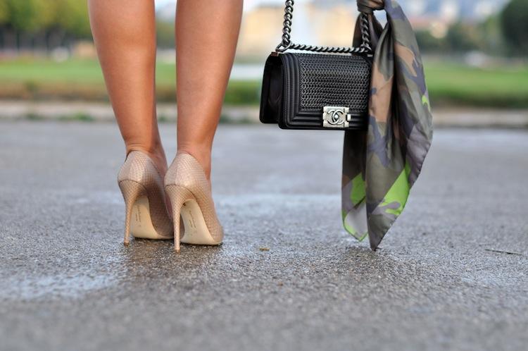 Le total nude - LovaLinda Lookbook - Chanel x Valentino x Rupert Sanderson