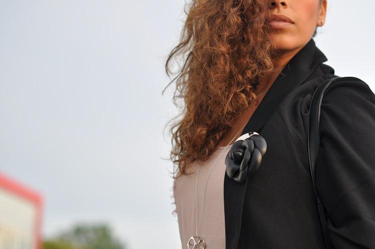 Le total nude - LovaLinda Lookbook - NastyGal x Chanel x TheKooples