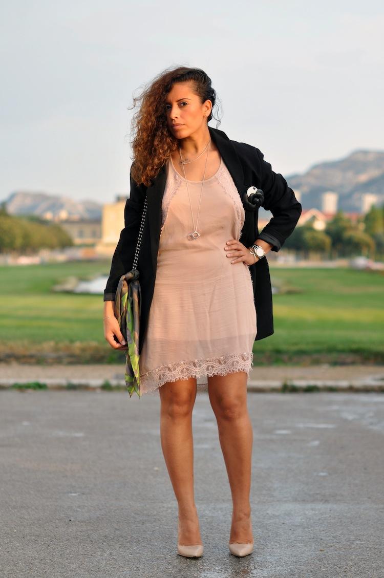 Le total nude - LovaLinda Lookbook - NastyGal x Chanel x Valentino x Rupert Sanderson x The Kooples