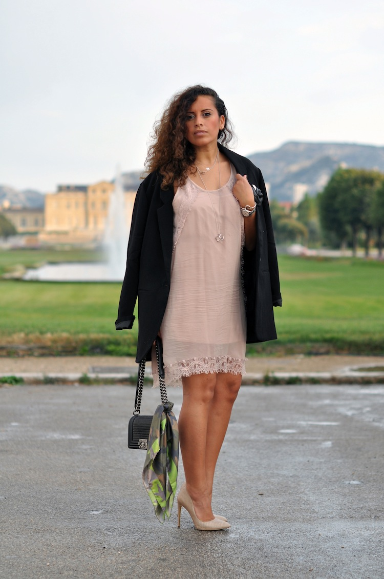 Le total nude - LovaLinda Lookbook - NastyGal x Chanel x Valentino x The Kooples x Rupert Sanderson
