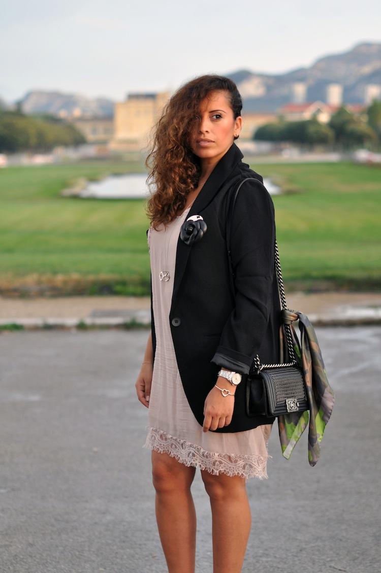 Le total nude - LovaLinda Lookbook - NastyGal x Chanel x Valentino xThe Kooples