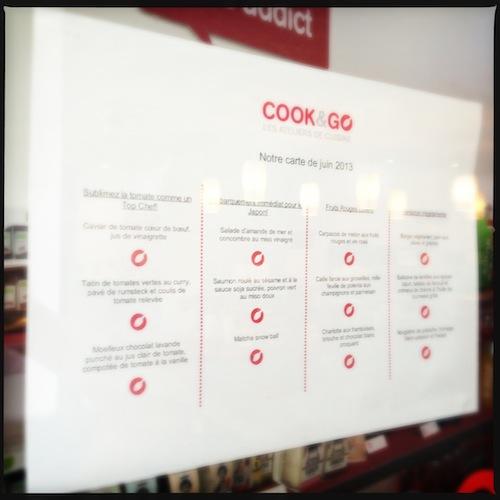 Les ateliers Cook&Go - LovaLinda - Ateliers de Juin2013