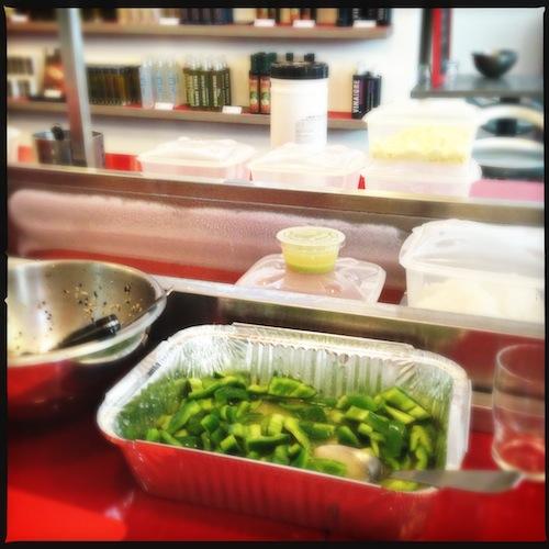 Les ateliers Cook&Go - LovaLinda - Poivrons Miso