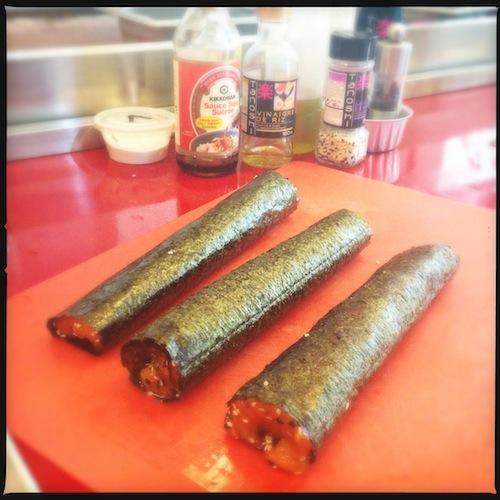 Les ateliers Cook&Go - Lovalinda - Maki saumon