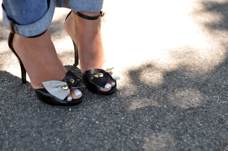 Lulu & Coeurs Sauvages - LovaLinda - Sandals Bow - Marc by Marc Jacobs