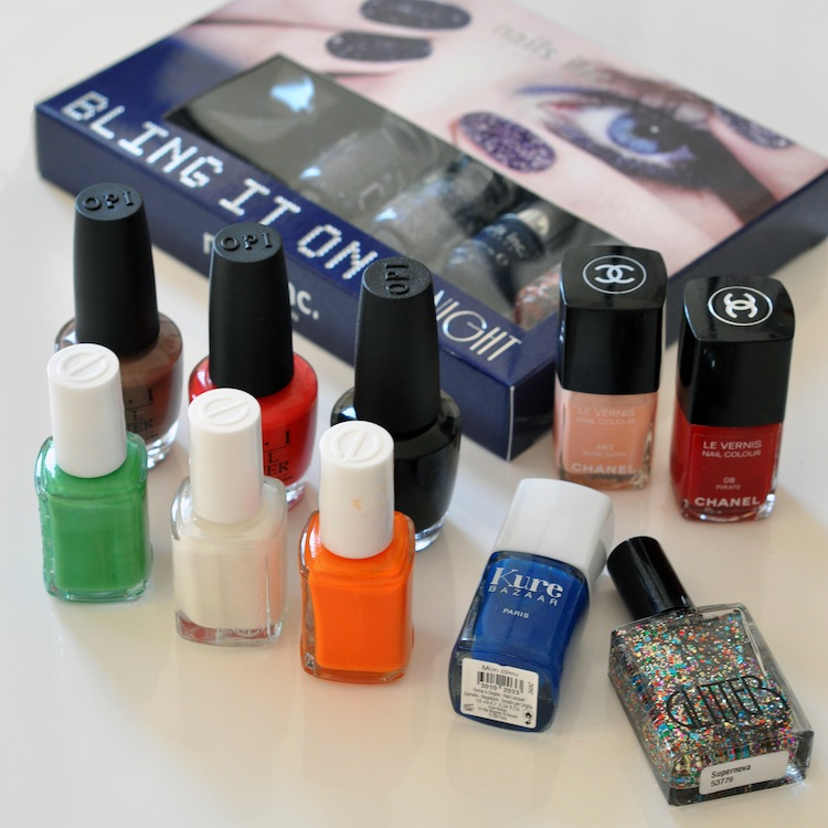 Nail Art - LovaLinda - Nail Polish Choice