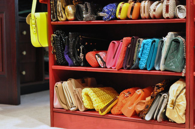 Dressing Princesse Sanaa | LovaLinda x Alexander McQueen x YSL x Louis Vuitton x Dolce Gabbana x Hermès x Cluches