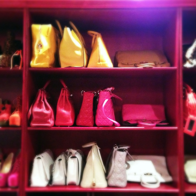 Dressing Princesse Sanaa | LovaLinda x Chanel x Dior x Hermès x Prada Bag