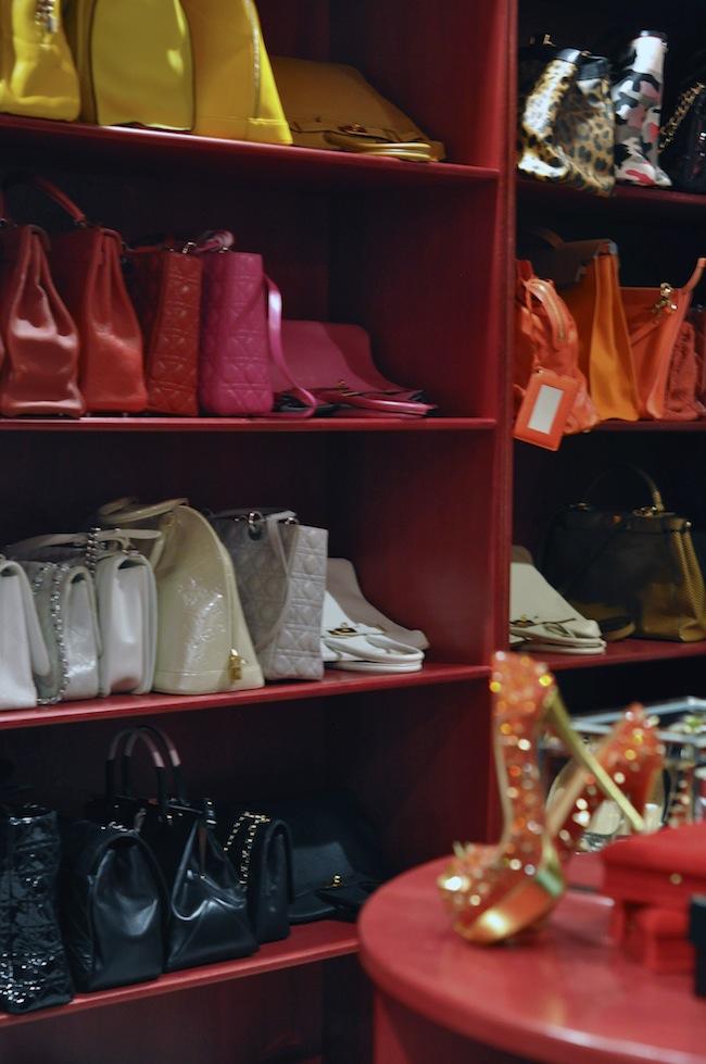Dressing Princesse Sanaa | LovaLinda x Chanel x Dior x Hermès x Prada x Louis Vuitton Bag