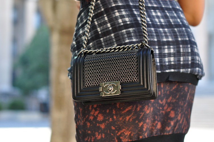 L'atout carreaux ⎪LovaLinda x 3.1Phillip Lim x Chanel Boy