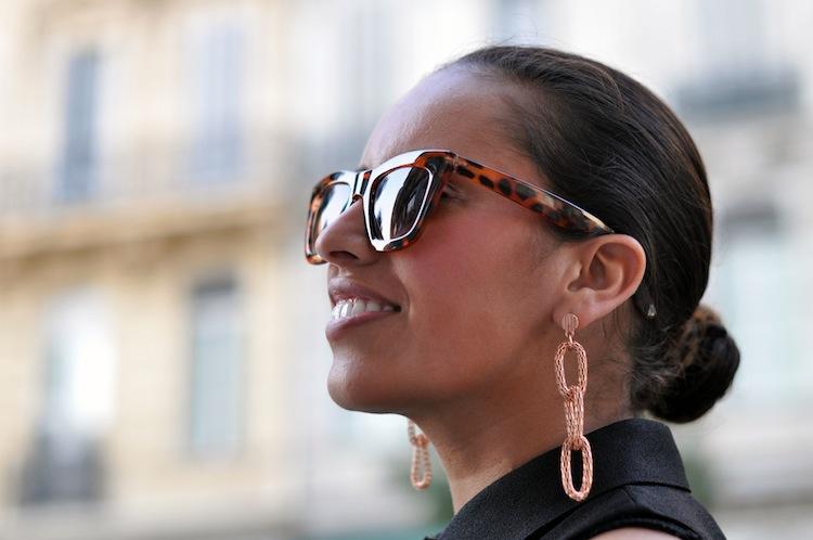 La femme mais pas trop | LovaLinda x Zara Sunglasses x Philippe Audibert