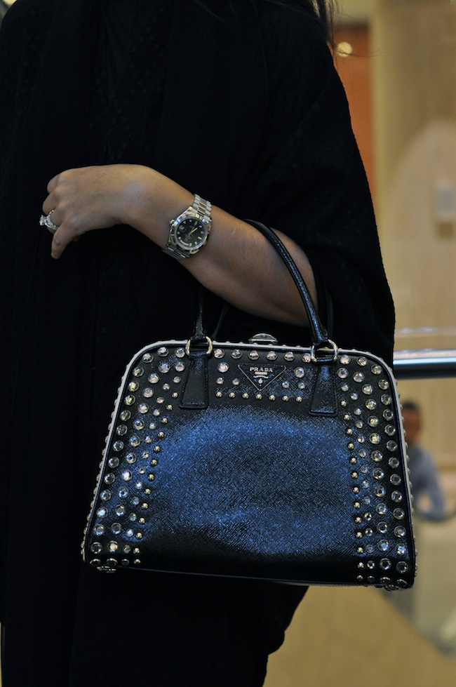 La tenue de ramadan | StreetLook by LovaLinda x Prada x Rolex